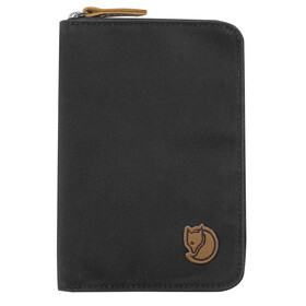 Fjällräven Passport Wallet Dark Grey